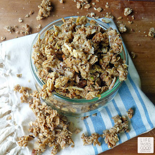Bran Flakes Granola Recipes