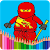 How To Color NinjaGo file APK Free for PC, smart TV Download