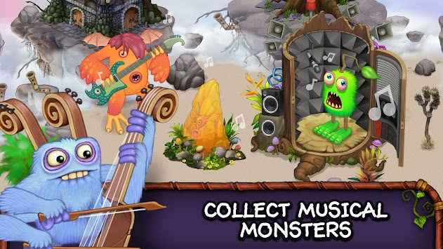 My Singing Monsters APK screenshot thumbnail 2