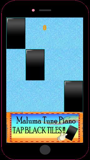 Maluma Piano Tap Melody