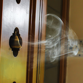 smoking BELLS .. by Kiran Kumar - Abstract Fire & Fireworks ( #b3lls, #gods_favourite, #indian_tradition, #gods_love, #smoking )