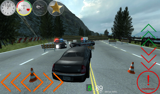 Duty Driver Police FULL - screenshot
