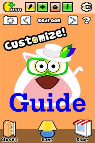 android RP Guide for Pou Screenshot 1
