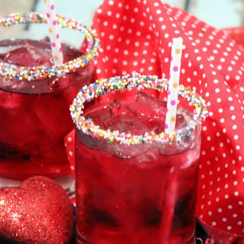 Valentine Easy Mocktail
