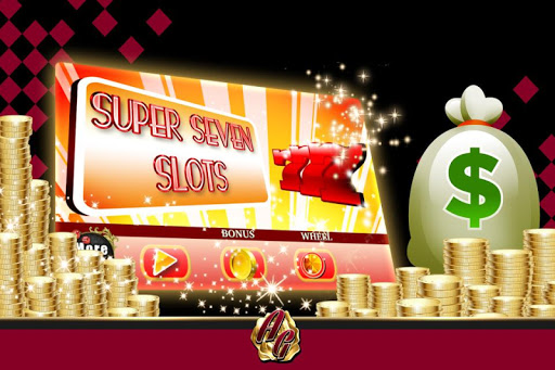 Super Seven Slots - screenshot