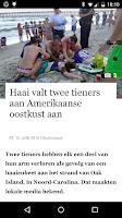 Screenshot of dS Nieuws