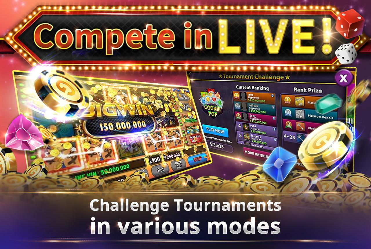 Slots Social Casino Screenshot 2