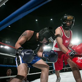 Hook by Reza Roedjito - Sports & Fitness Boxing