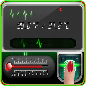 Body Temperature Check : Thermometer Fever Tracker For PC (Windows & MAC)