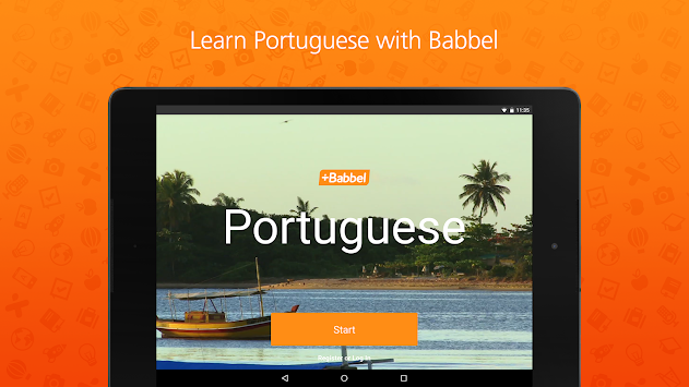 Learn Portuguese With Babbel APK screenshot thumbnail 9