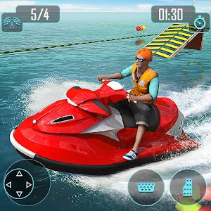 Jet Ski Stunts : Water Surfing Sports For PC / Windows 7/8/10 / Mac – Free Download
