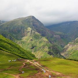 by Albina Jasinskaite - Landscapes Mountains & Hills