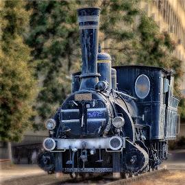 by Manuela Dedić - Transportation Trains