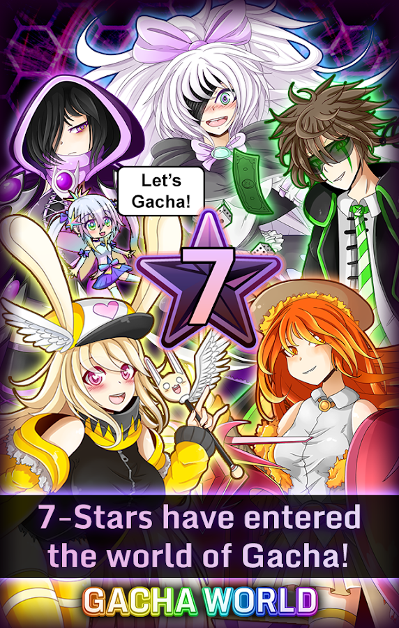 Gacha World Screenshot