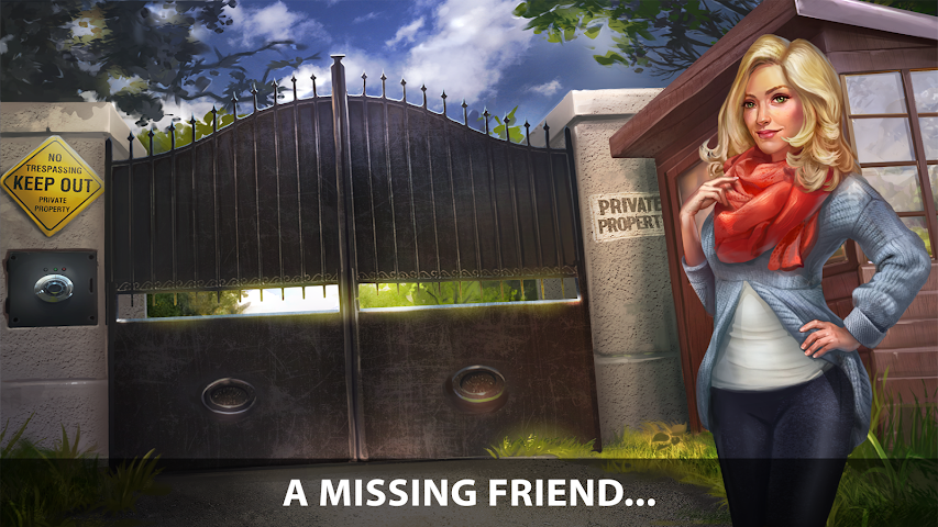 android Adventure Escape: Cult Mystery Screenshot 0