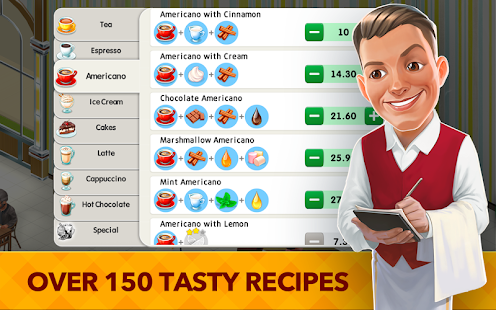 Game My Cafe: Recipes & Stories apk for kindle fire