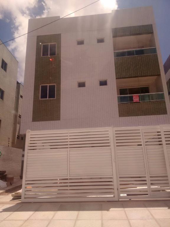 Apartamento residencial à venda, Cristo Redentor, João Pesso