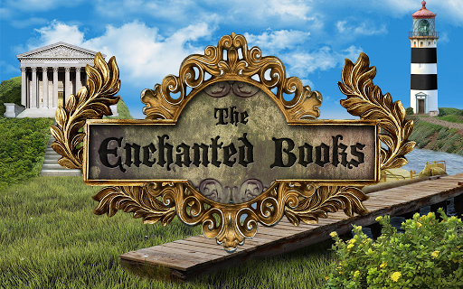 The Enchanted Books - screenshot