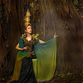 Princess by Fajar  Kurniawan - People Fashion ( fashion, model, art )