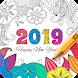 Coloring Book 2019