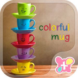Rainbow Mugs Theme