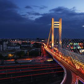 Basarab Bridges by Sorin Lazar - Buildings & Architecture Bridges & Suspended Structures