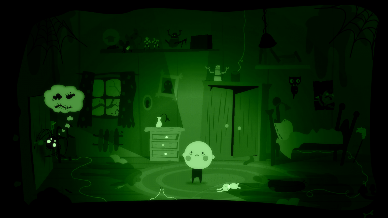 Bulb Boy Screenshot 1