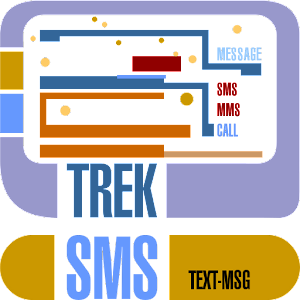 ✦ TREK ✦ SMS For PC