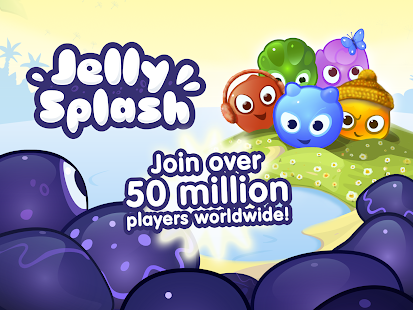 Jelly Splash- screenshot thumbnail