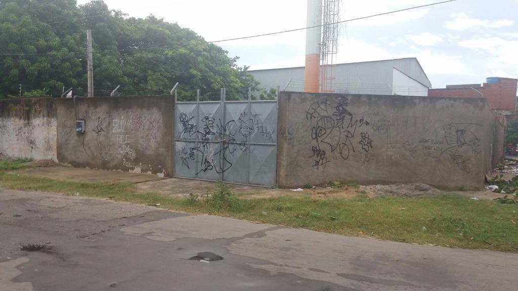 Barracão à Venda - Barra do Ceará