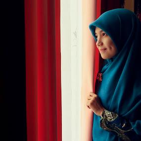 Sashi by Syf Talkie - People Portraits of Women ( girl, sweet, beautifull )