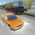 Motorway Traffic Racer