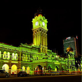 Sultan Abdul Samad Building by Mohd Fahmi Husen - Buildings & Architecture Other Exteriors