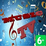 Music TV (6+)(Музыкальное телевидение) Icon