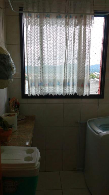 Apartamento de 3 dormitórios à venda em Conjunto Residencial Do Bosque, Mogi Das Cruzes - SP