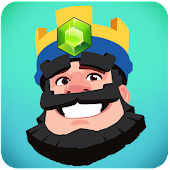 Gems and chest Clash Royale simulator