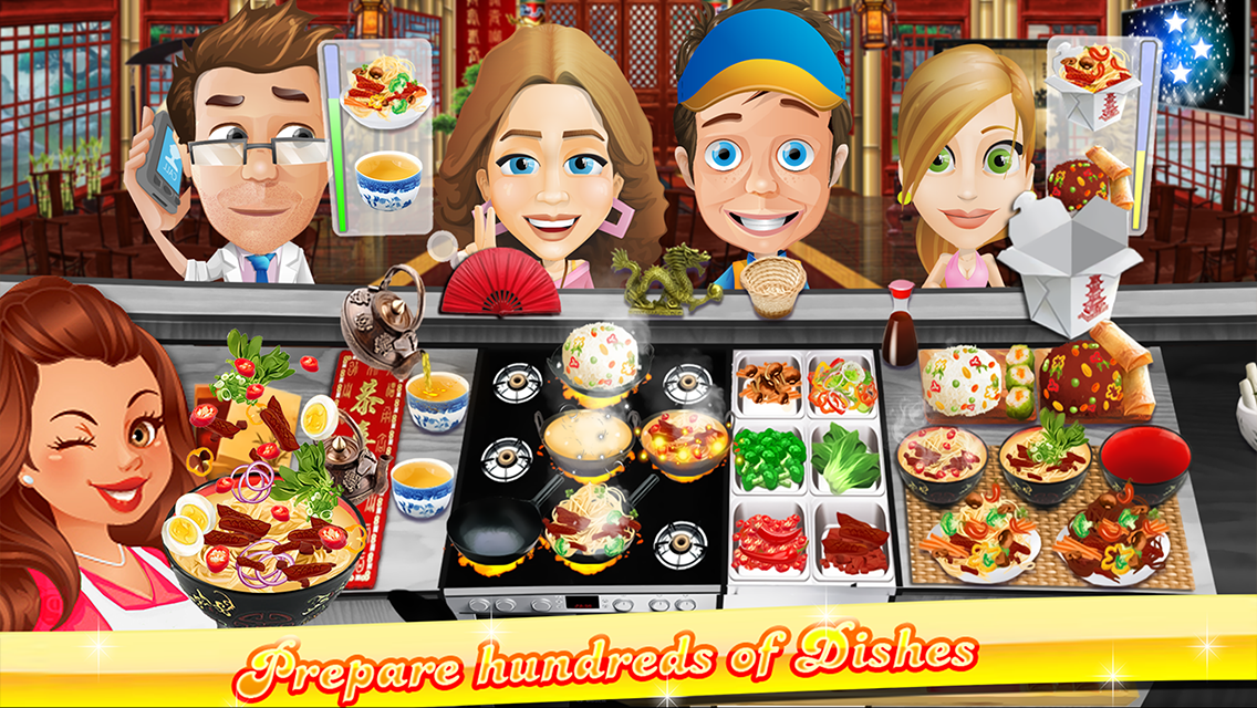 The Cooking Game Screenshot 1