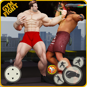 Virtual Gym Fighting: Real BodyBuilders Fight on PC (Windows / MAC)