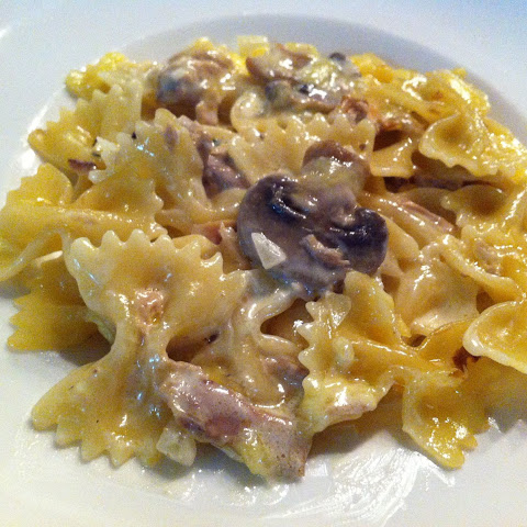 Tuna Pasta for Kids