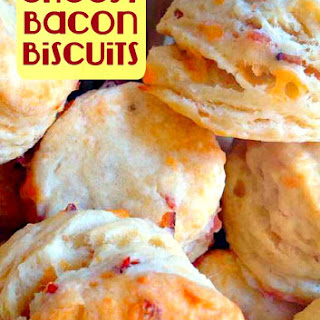 Cheesy Bacon Biscuits Recipes