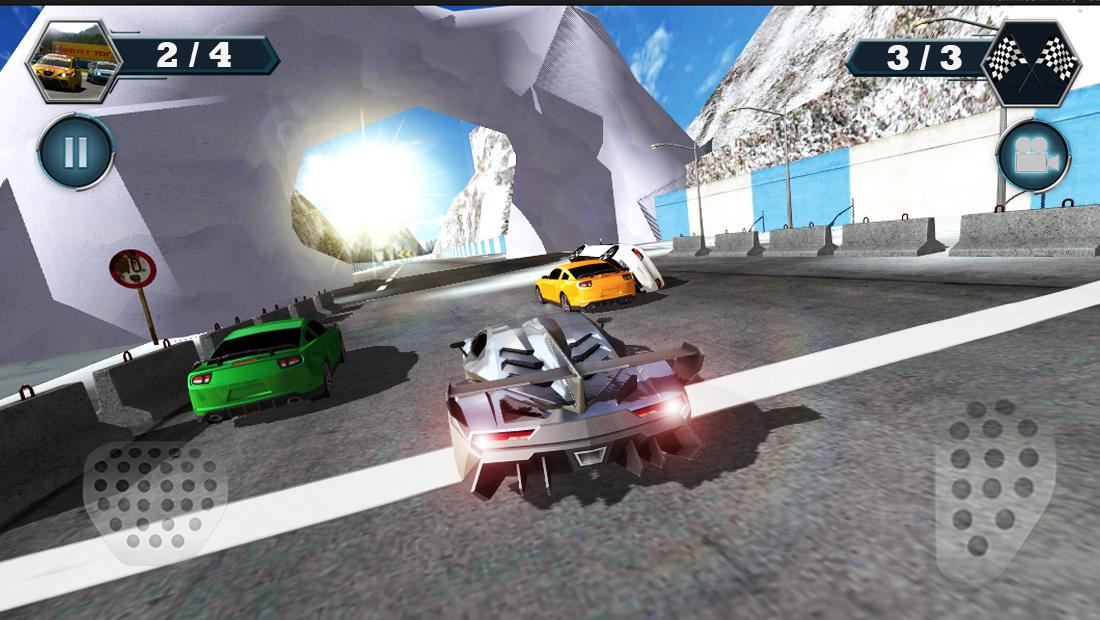 Car Racing Screenshot 2