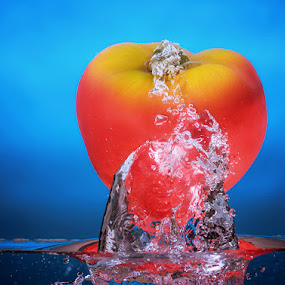 Tomato  by Irwan Kairuman - Food & Drink Fruits & Vegetables ( fruits )