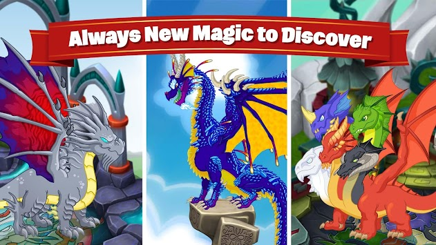 DragonVale APK screenshot thumbnail 17