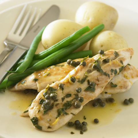 Chicken with  Chicken with Lemon