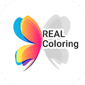 Real Coloring