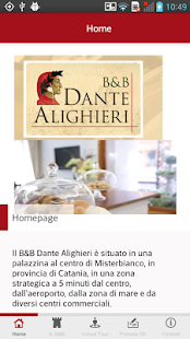 BB Dante Alighieri - screenshot