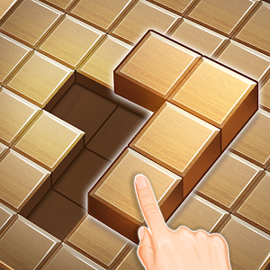Puzzle Block Wood - Wooden Block & Puzzle Game Online PC (Windows / MAC)