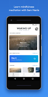 Waking Up with Sam Harris - Discover Your Mind for pc