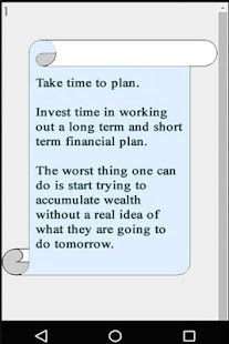 Quotes - Best Wealth Tactics - screenshot
