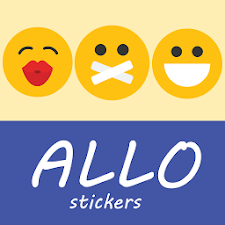 Stickers for Google Allo